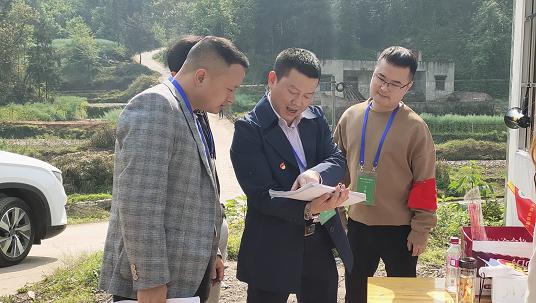 富顺县:监督编织安全网 筑牢森林防火墙